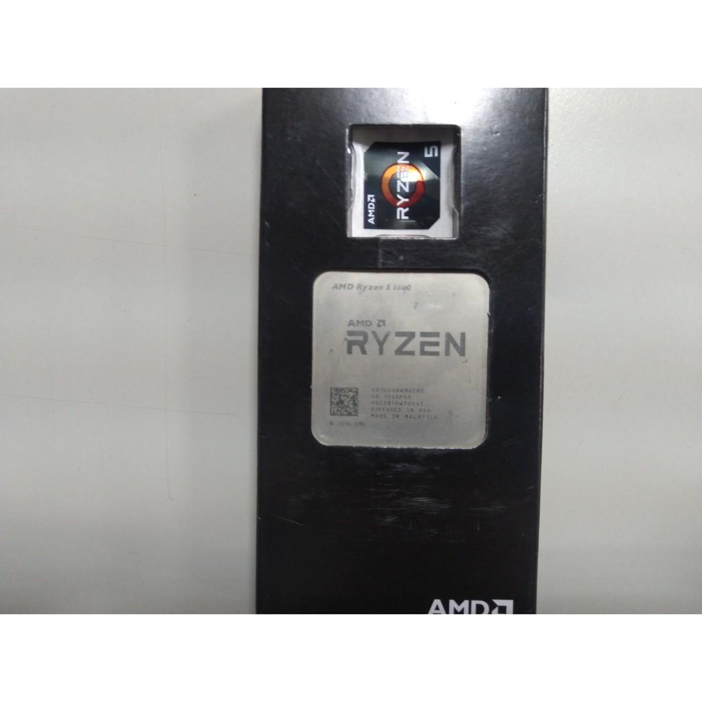 [二手]AMD Ryzen R5 1600