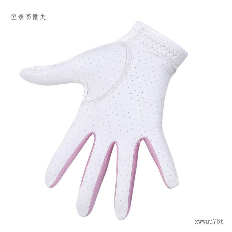 哆啦愛夢的高爾夫百寶箱♥【21新款】Mizuno美津濃高爾夫手套女士 雙手手套 透氣防滑耐磨