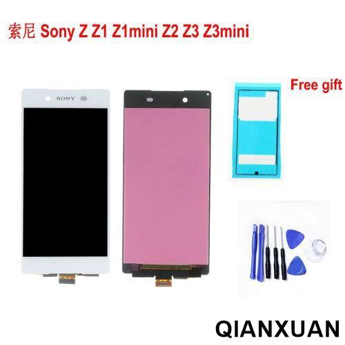 芊選適用 索尼 Sony Z Z1 Z1mini Z2 Z3 Z3mini 手機螢幕總成 手機螢幕面板