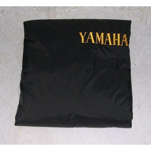 【華邑樂器63005-2】YAMAHA C2 2號平台鋼琴琴套-黑色 173cm(山葉三角鋼琴防塵套/全罩式外套)