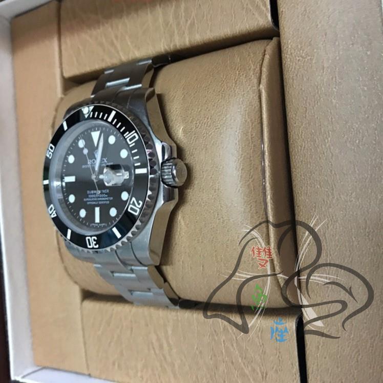精品免運 ROLEX勞力士 男士手錶勞力士機械瑞士機芯腕表綠水鬼金鬼藍鬼黑水鬼水鬼王男士 勞力士手錶5771