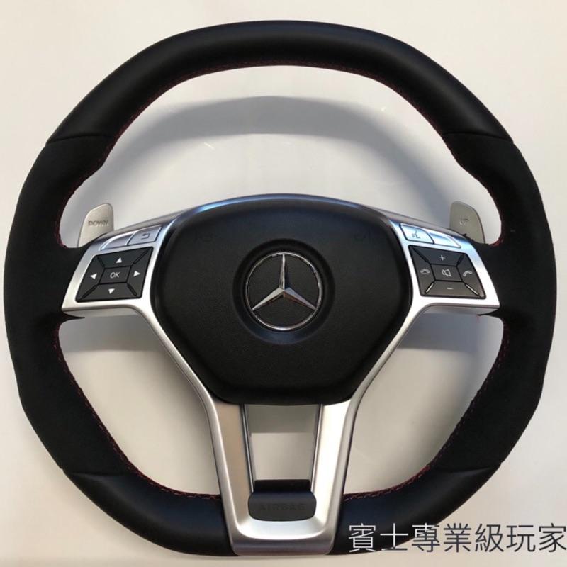 Benz W204 W212 C250 C300 改 C63 E63 ML63 SL63 CLS63 AMG 原廠方向盤