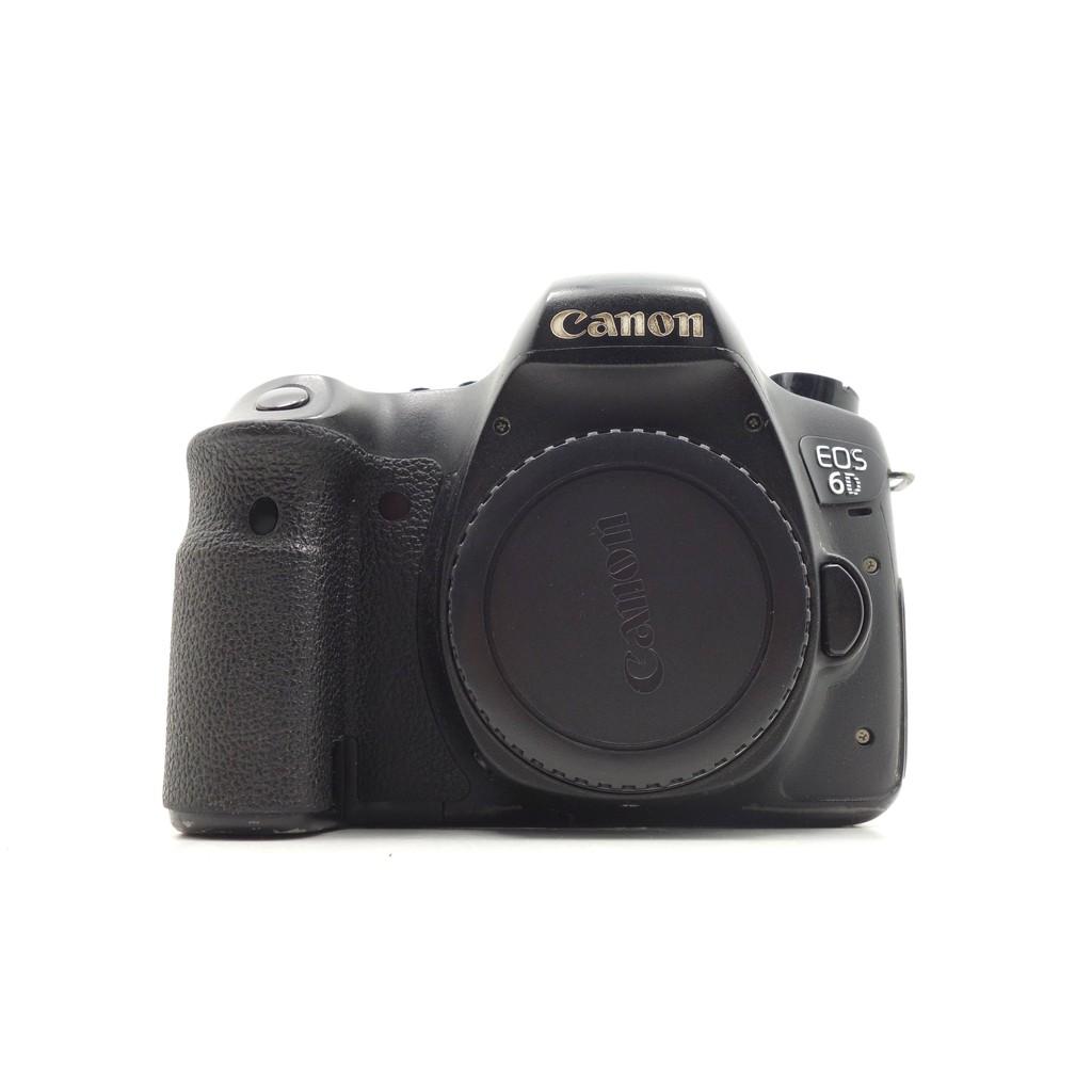 【曼尼3C】Canon EOS 6D 單機身 二手 單眼相機 全片幅 快門次數約214,994 #30994