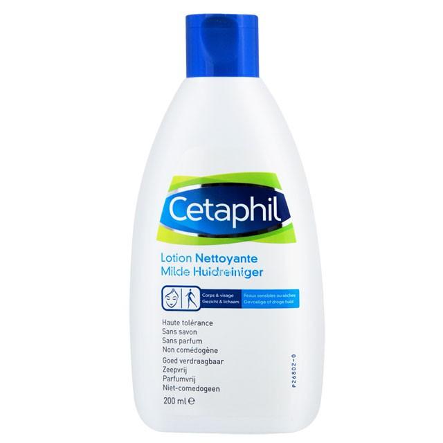 Cetaphil 舒特膚 溫和潔膚乳200ml