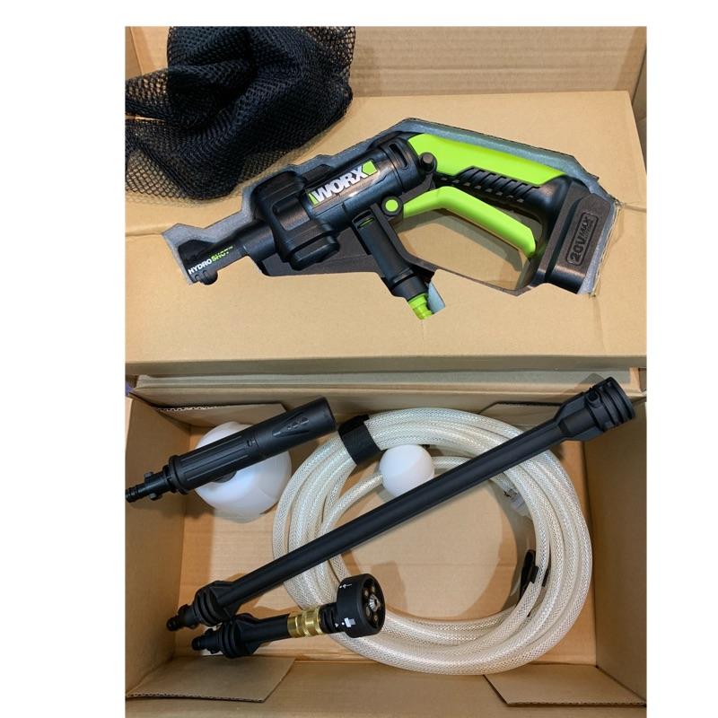 Worx 威克士20V鋰電高壓清洗機 洗車水槍 WU629 外匯