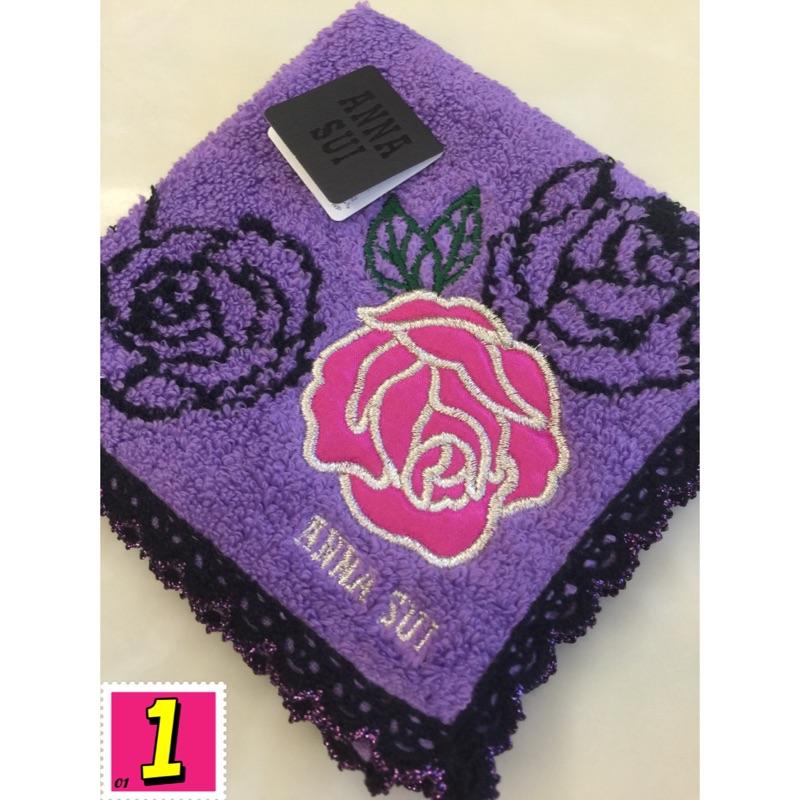 Anna Sui 毛巾手帕
