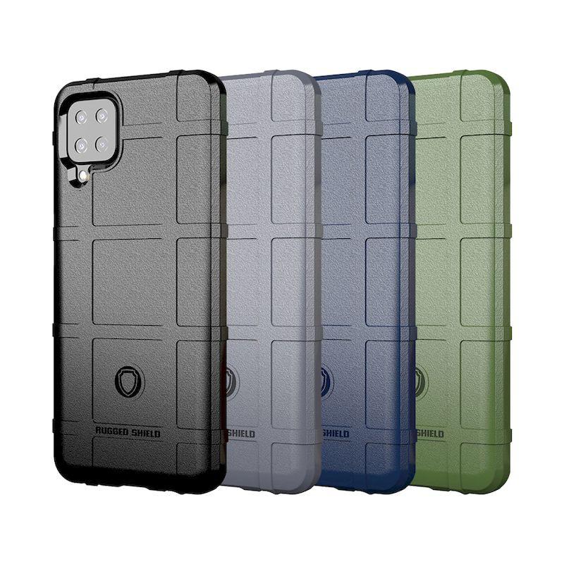Samsung Galaxy M12 保護殼防摔耐磨軍規手機殼防撞軟殼