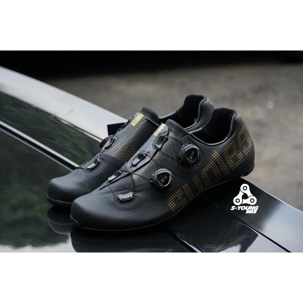 巡揚單車 -【Suplest】黑金全球限量版|39/40/43|碳纖底|Boa旋鈕|卡鞋
