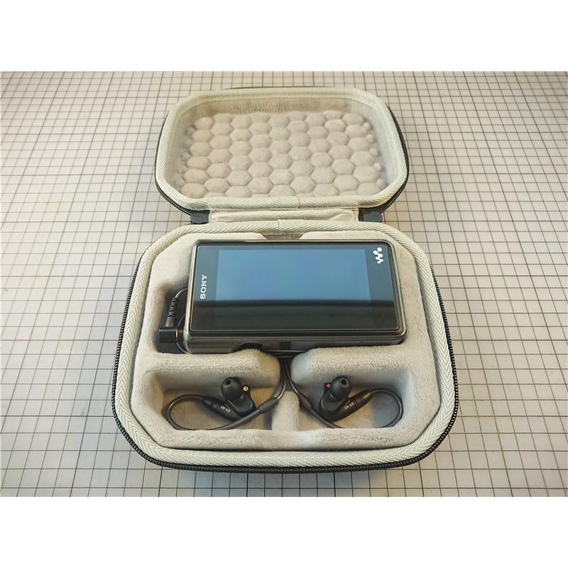 ⭐⭐適用索尼SONY黑磚NW-WM1A金磚WM1Z播放器收納保護硬殼包套袋盒箱