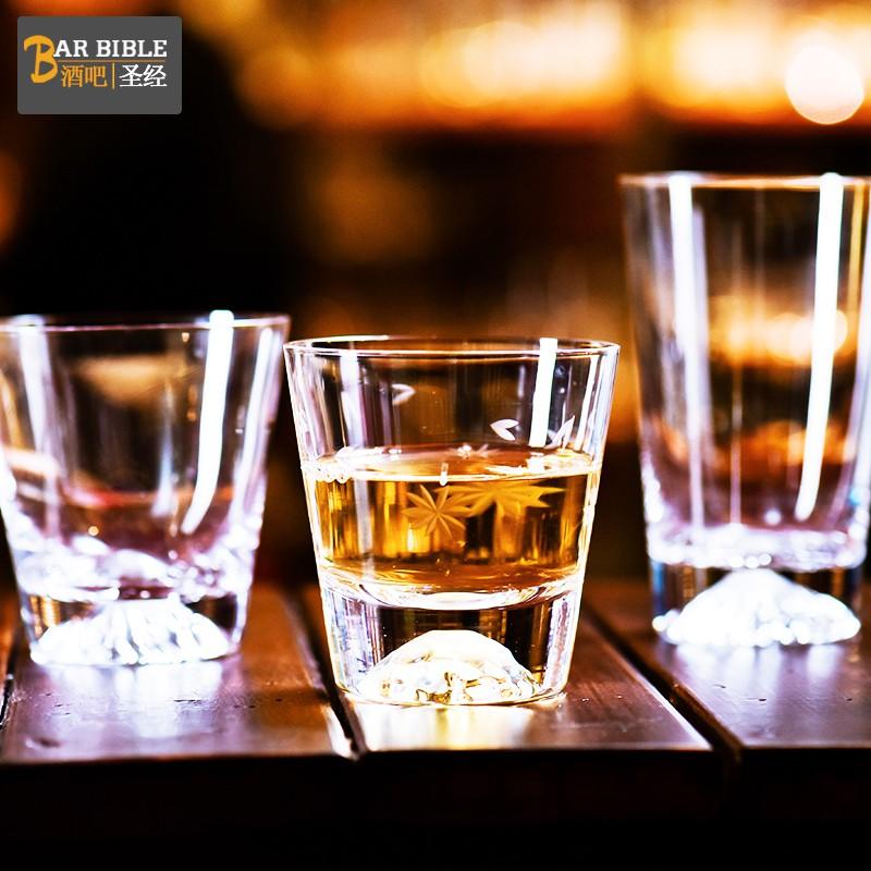 現貨推薦 日本富士山水杯直身杯柯林杯高水杯果汁杯飲料雪山杯威士忌杯