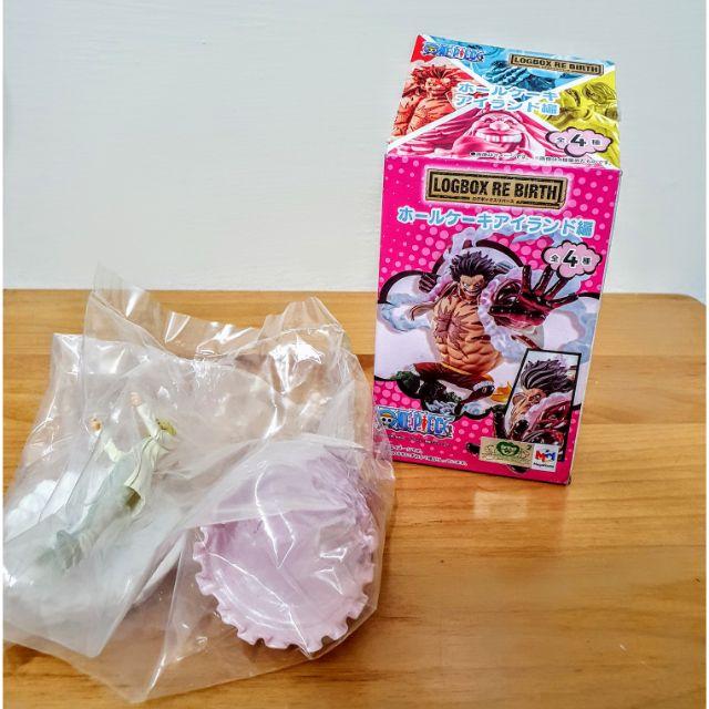 【正版代理】海賊王MegaHouse LOGBOX RE:BIRTH ONE PIECE 蛋糕島篇 盒玩 布琳-香吉士款