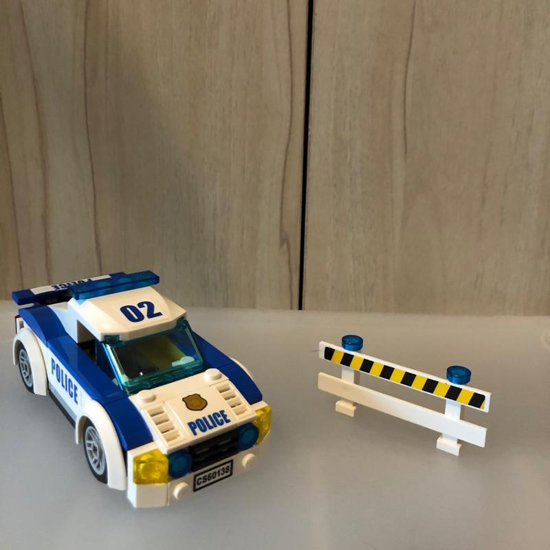 LEGO樂高60138不含人偶