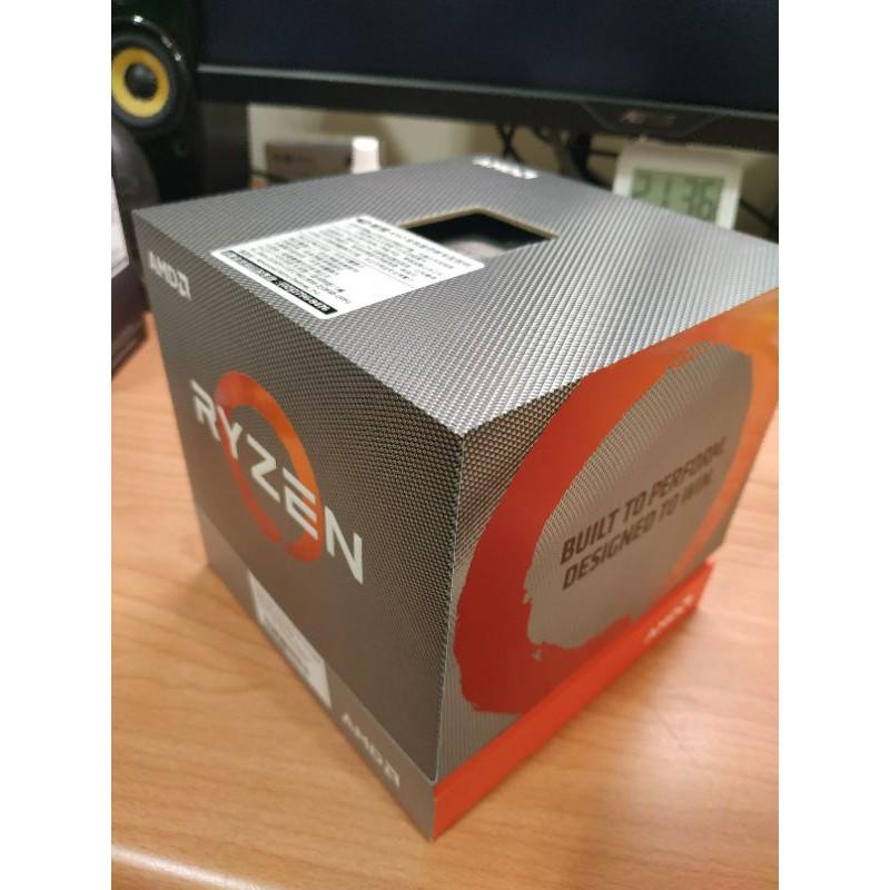 AMD Ryzen R9 3900X 處理器(12核/24緒/AM4/內含風扇/無內顯)