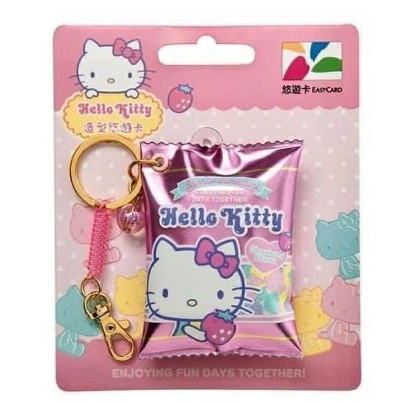 HELLO KITTY 軟糖造型悠遊卡勿下單(8月25日有限貨)