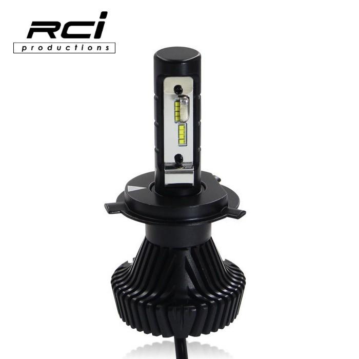 汽機車 LED大燈 白光 6500K 飛利浦晶片 H7 H11 9012 9005 9006 D2S 等規格