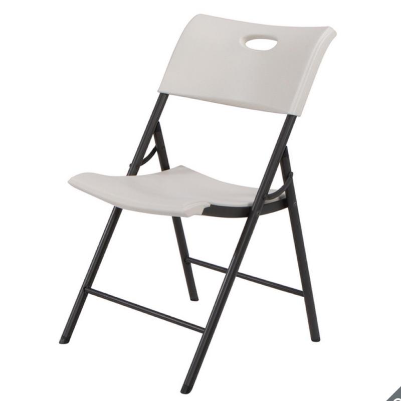 (宅配免運)折疊收納椅(2入組) Lifetime塑膠折疊椅收納椅 椅子 辦公椅餐椅戶外桌椅 露營椅 戶外椅 好市多代購