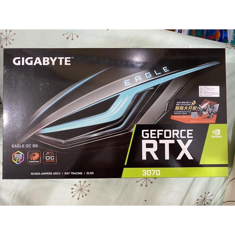 現貨 RTX 3070 eagle 8G 五年保固