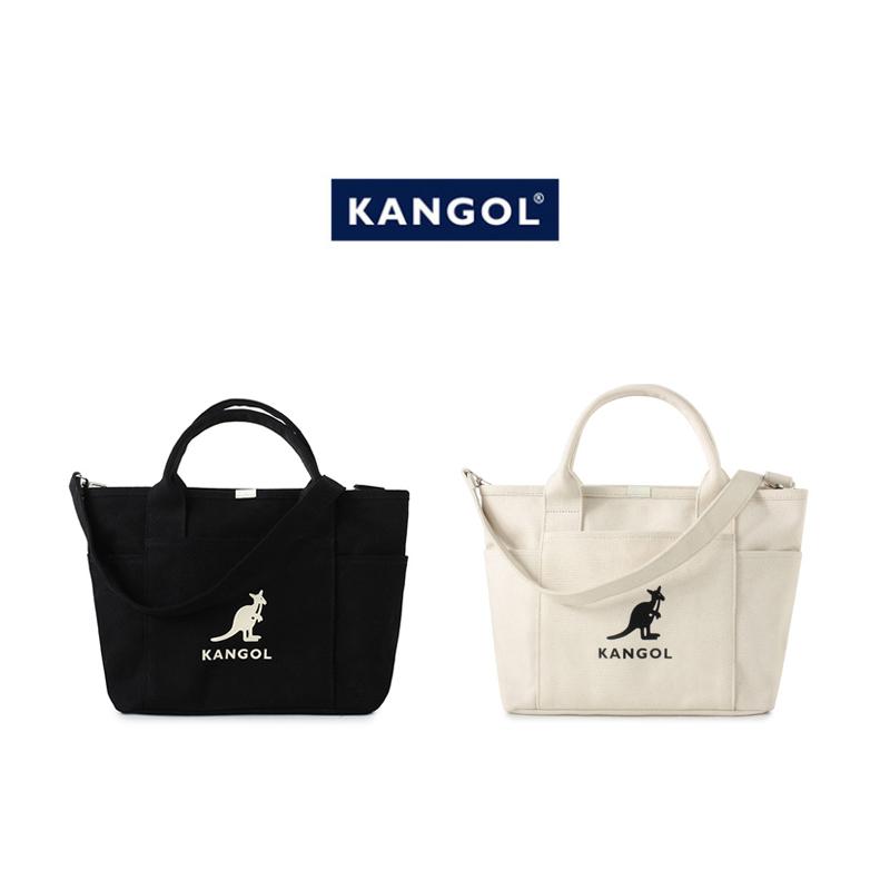 熱銷免運韓國KANGOL包包 袋鼠包 斜背手提包 帆布包 手提袋 側背包 肩背包 斜背包 女生包包 購物袋大容量托特包