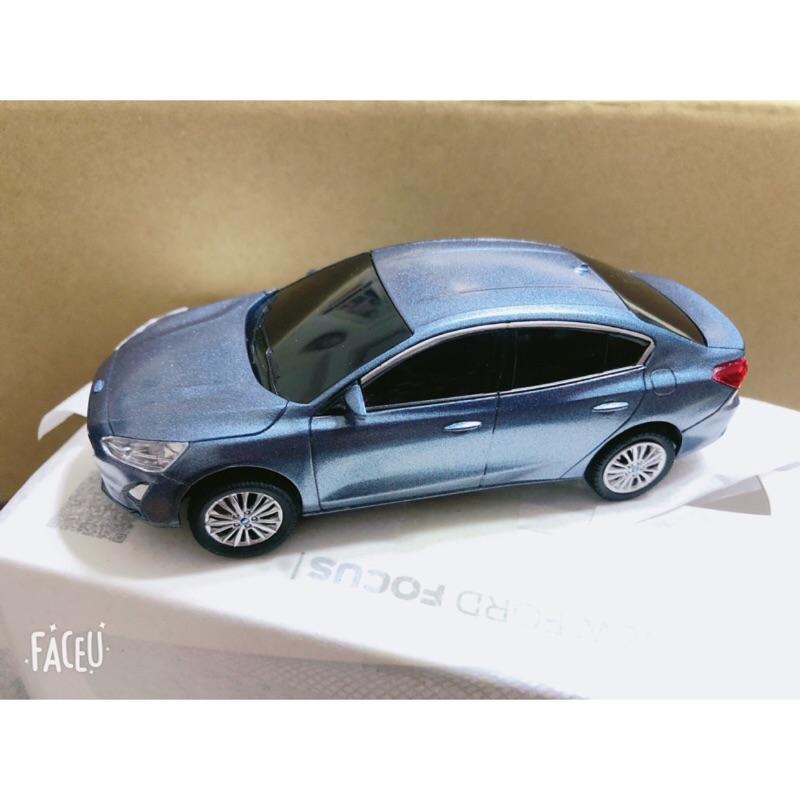 現貨 現貨 限量 福特Focus MK4 1:43模型車 4D