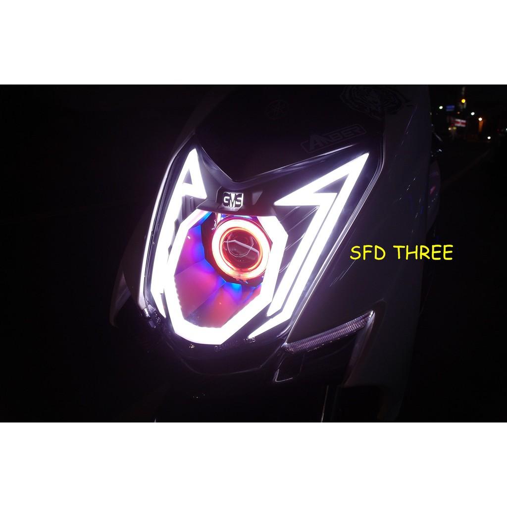 『小星精品』 GMS 四代 M4 魚眼大燈 魚眼燈 大燈 合法魚眼大燈 LED魚眼 勁戰 四代戰 HID LED