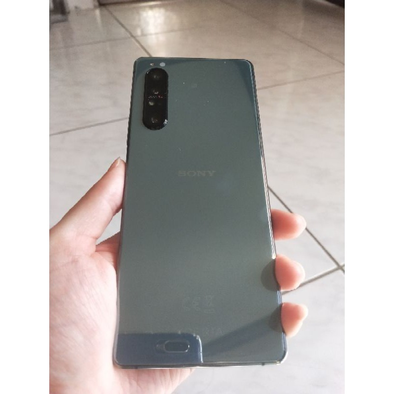 Sony極新稀少 鏡湖綠 Xperia 1 II 12+256g Xq-at52 保固至2021年11月