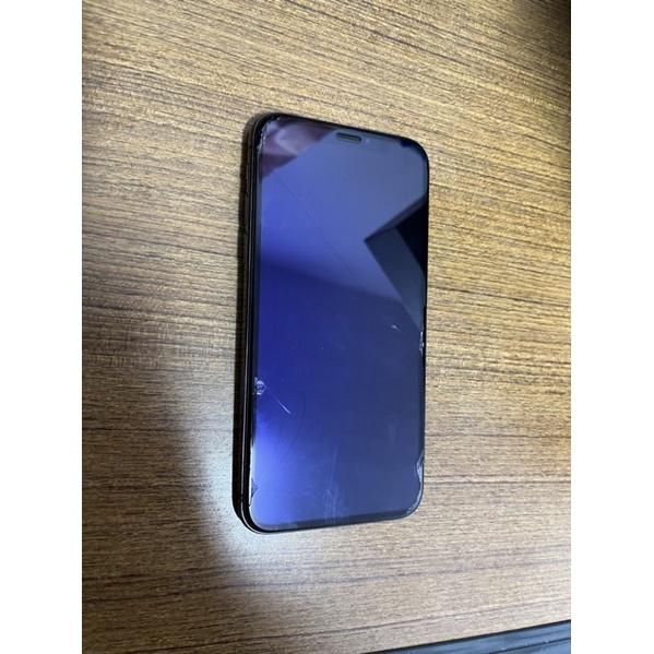 [二手]iPhone X /台南可面交/曜石黑/256g 可議價