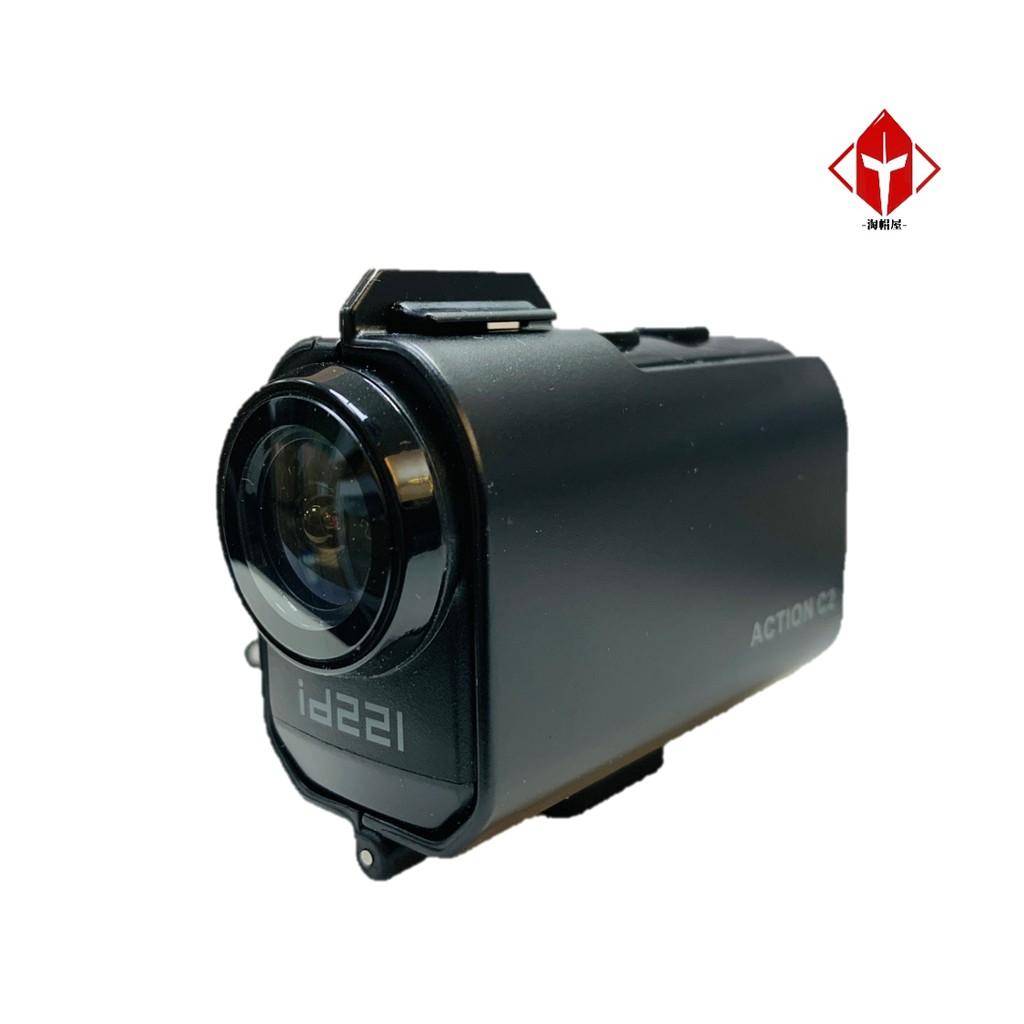id221 Action C2 行車紀錄器 防水 機車 WIFI 機車行車紀錄器 Sony鏡元 1080P《淘帽屋》