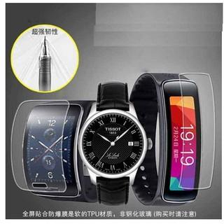 圓形 鏡頭貼 手錶弧面膜 曲面膜 TPU 軟膜 用於有輕微弧面鏡面 ARMANI AR2432 新北市