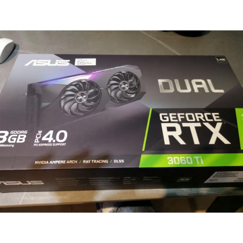 DUAL-RTX3060TI-8G (面交自取)