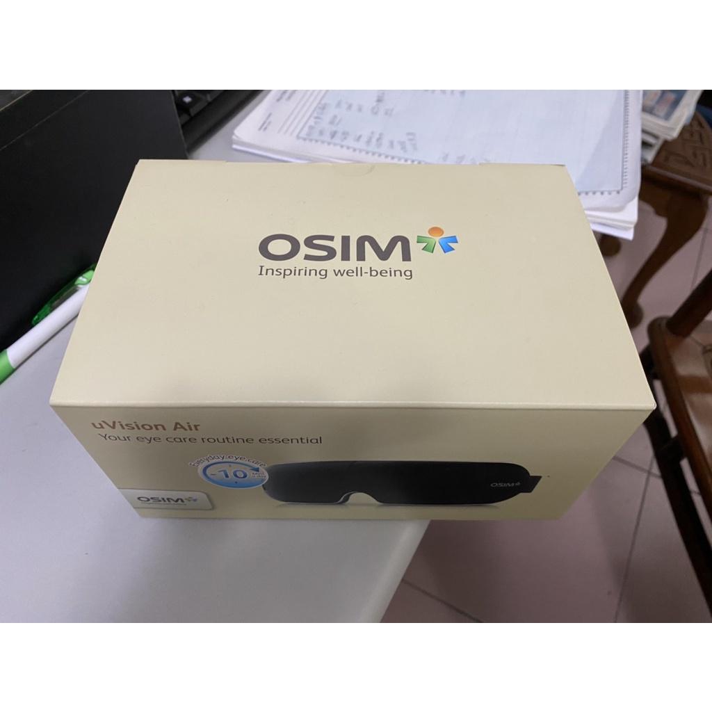OSIM 眼部按摩器AIR OS-1202 全新