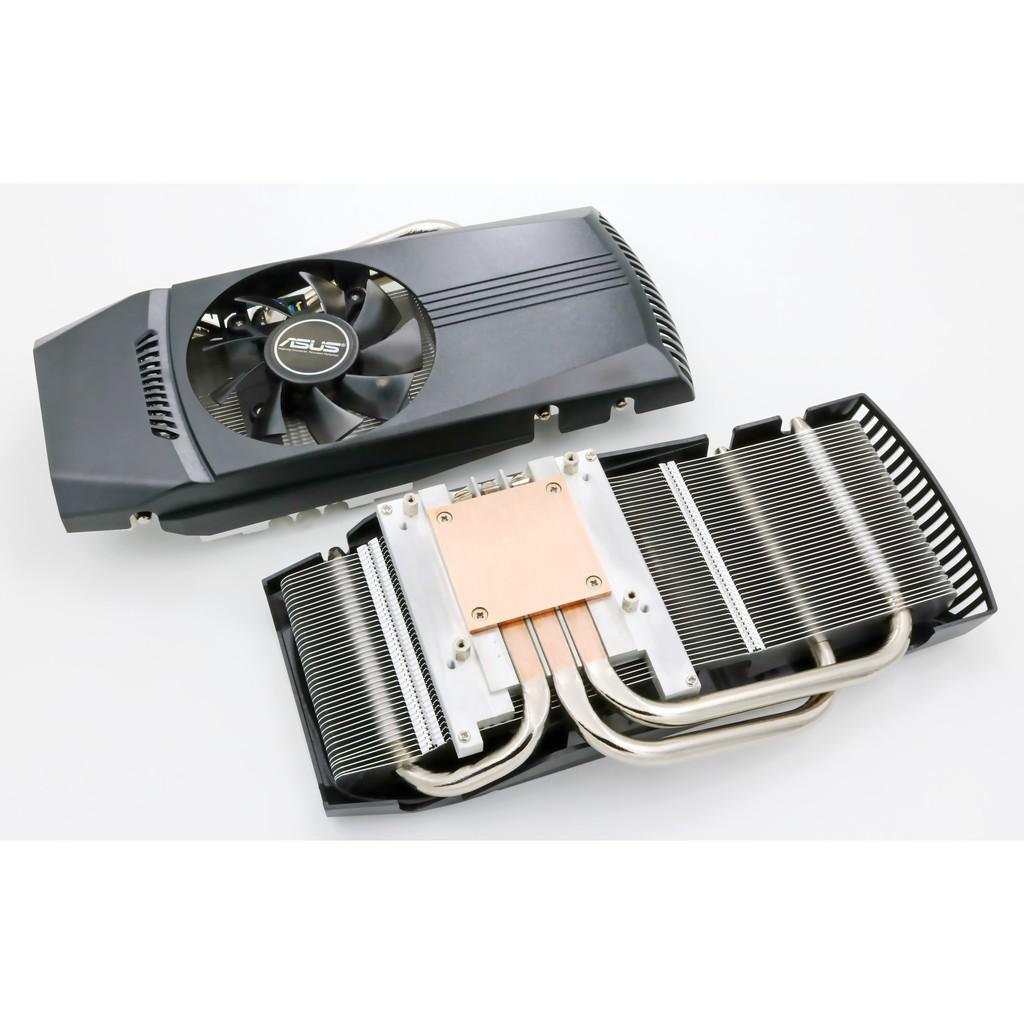 初夏みGTX550Ti/650 GTS450 HD6790/6850/6870/7770/7850華碩顯卡散熱器