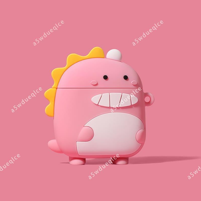 #台灣現貨蘋果airpods一二代保護套無線藍牙耳機套通用華強北airpods3pro保護套男女卡通可愛