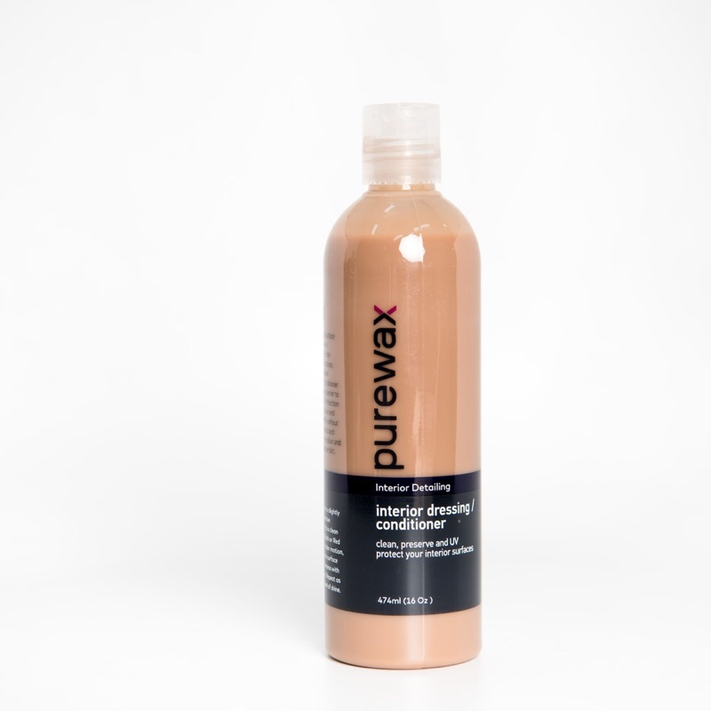 Purewax 內裝護理 (Interior Dressing/ Conditioner)