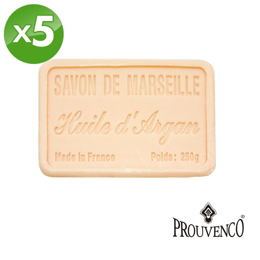 【PROUVENCO】法國原裝普羅旺詩香氛馬賽皂-摩洛哥(250gx5)