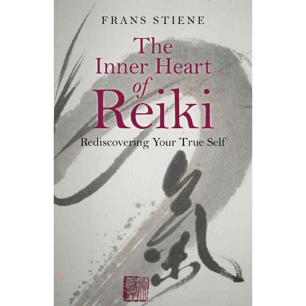 The Inner Heart of Reiki ─ Rediscovering Your True【三民網路書店】