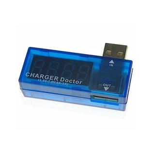 檢測充電器品質真假 USB裝置 電流/ 電壓測試器 檢測儀 行動電源 輸出測試 3.5V-7V 1A 2A 3A 臺中市