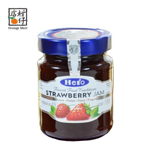 瑞士HERO果醬(草莓)340g