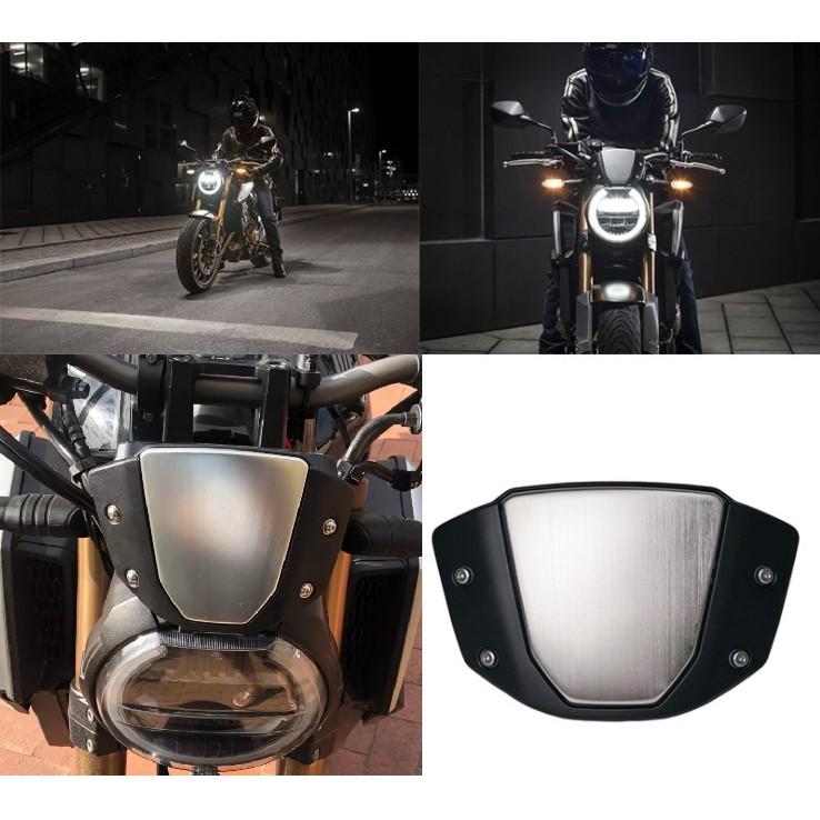 小梁部品 HONDA CB650R CB300R CB150R 小風鏡 小頭罩 風鏡 頭罩 復古風鏡 擋風 本田 現貨