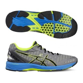 sports shoes 8a868 6c5ff 壯男的店ASICS亞瑟士男慢跑鞋GEL-NIMBUS 19 (4E) (灰) T702N ...