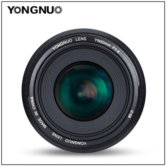 YongNuo 永諾YN50mm F1.4 Canon版 EF YN 50mm F1.4 50 1.4 自動對焦 大光圈