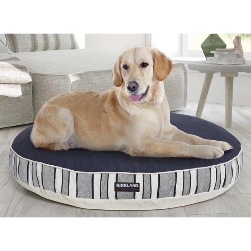 【小如的店】COSTCO好市多代購~KIRKLAND 42吋圓形寵物床/床墊(床套可拆除清洗) 1466449
