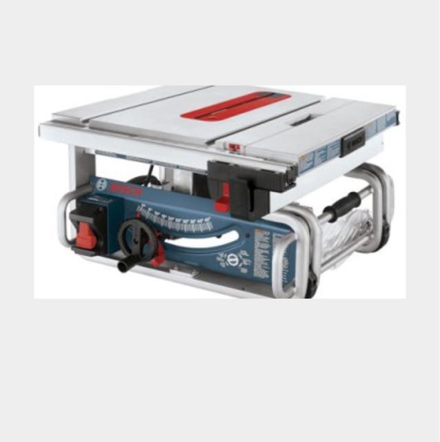 ☆傳奇工具☆ 德國 BOSCH 博世 GTS1031 10寸桌上型圓鋸機+GTA600專用原廠支撐架 原廠公司貨
