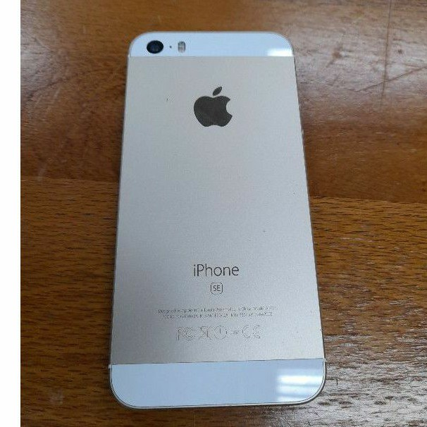 絕版 iPhone SE 第一代 二手微刮痕,可議價