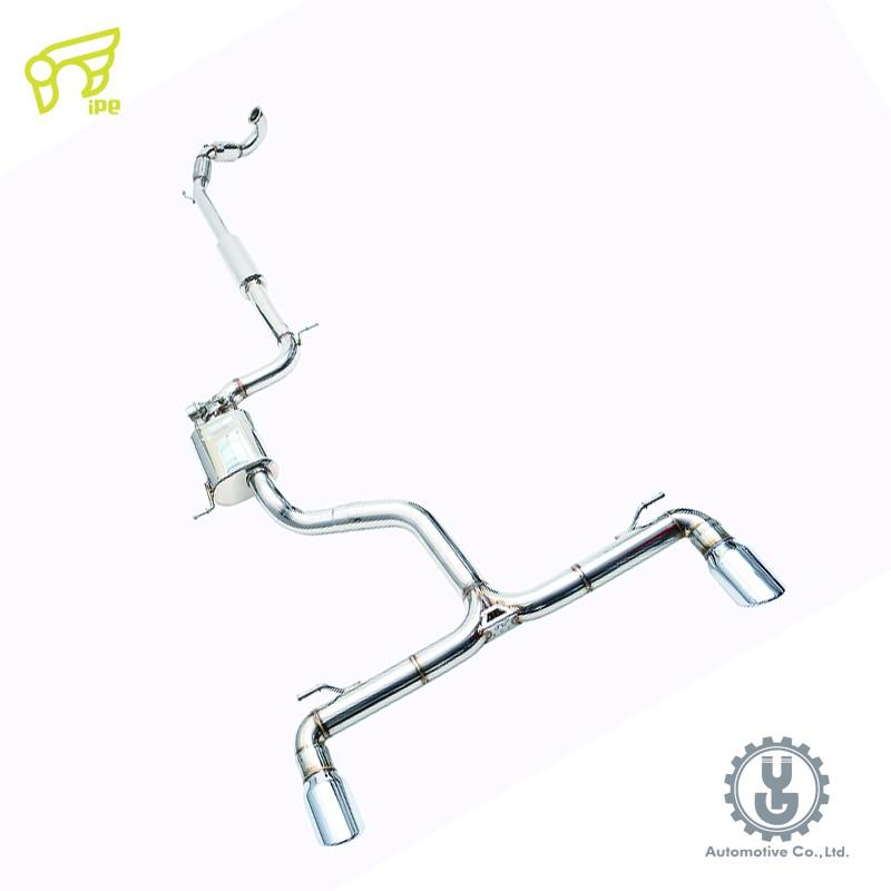 IPE 高流量頭段 當派 排氣管  Golf GTI Performance MK7.5 底盤【YGAUTO】