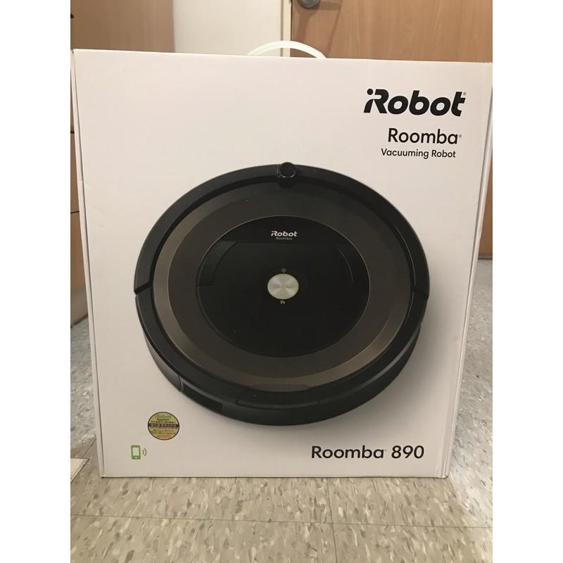 iRobot 美國iRobot Roomba 890 wifi掃地機器人