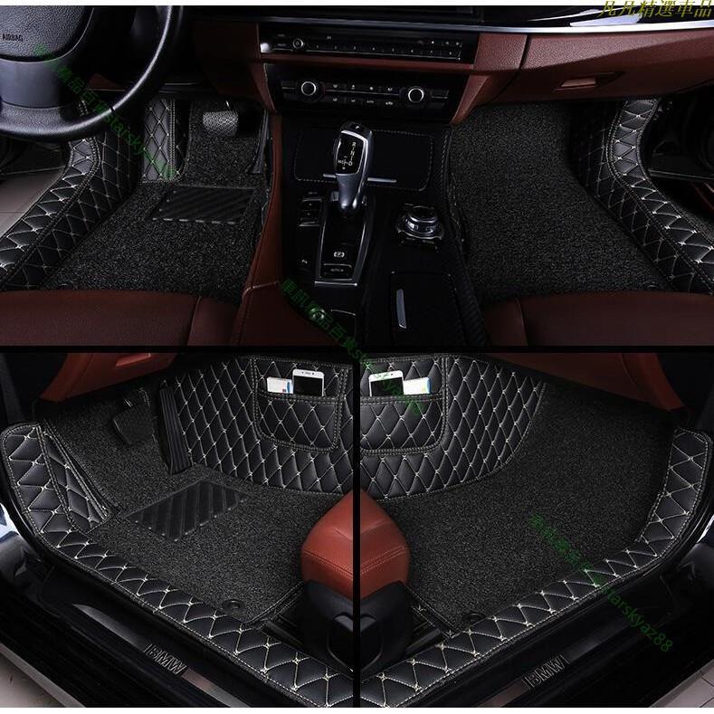【凡凡車品】Lexus 3D立體腳踏墊 包門檻雙層腳踏墊 IS300 IS300h IS250 IS200t ISF 防