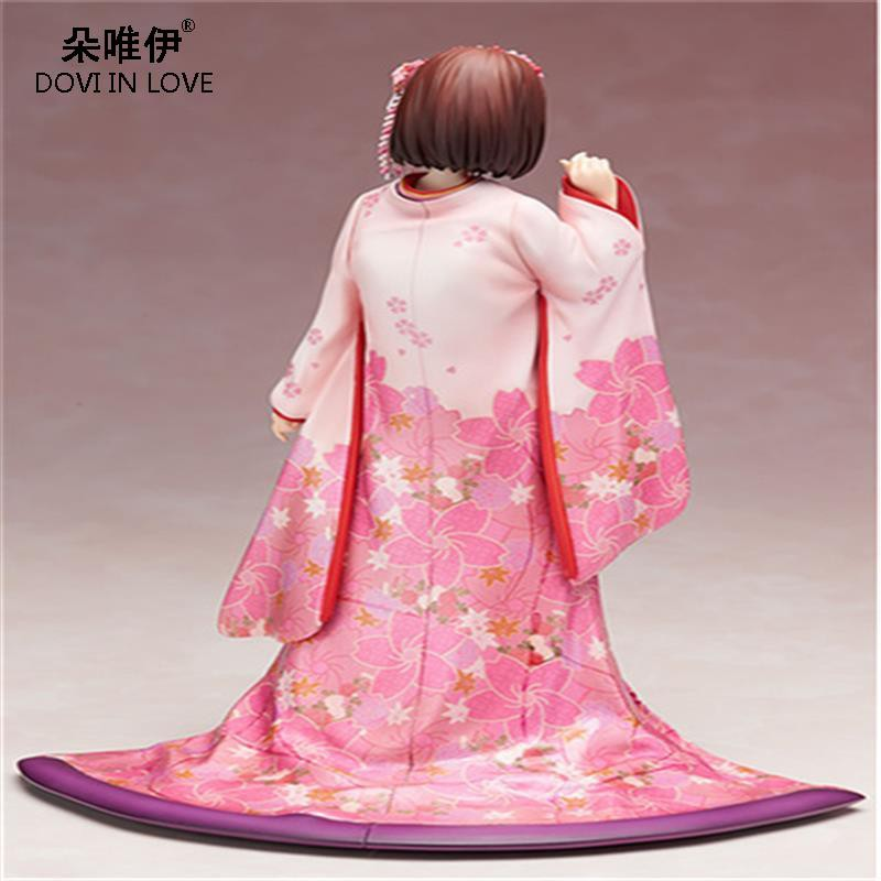 路人女主的養成方法 Aniplex 美少女 加藤惠 圣人惠 和服Ver. 公仔模型玩偶 動漫周邊