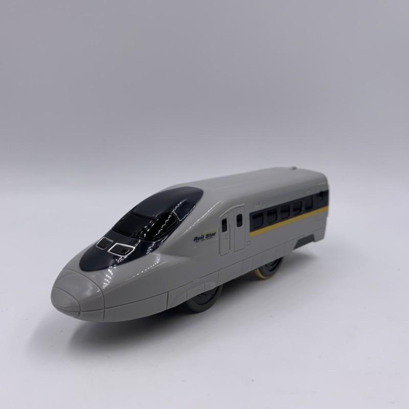 TAKARA TOMY PLARAIL TP-10 700系 新幹線 手推發光車 可當尾車 燈光測試正常