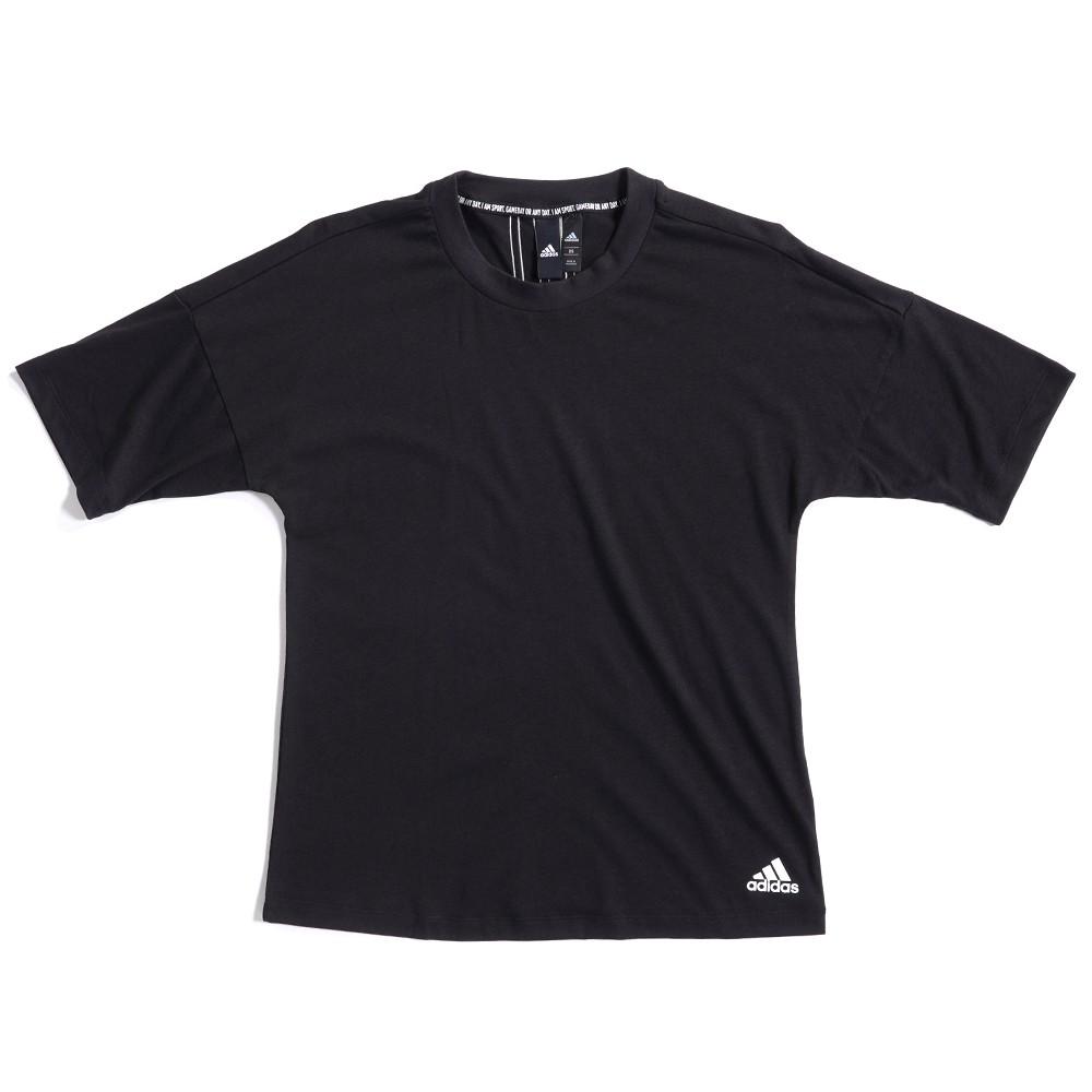 ADIDAS W MH 3S TEE 女款 三線 運動 休閒 短袖上衣 T恤 EB3820