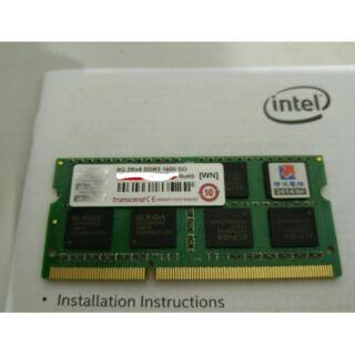 創見 8GB DDR3-1600 雙面 NB用 新北市
